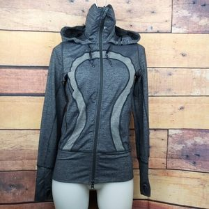 Lululemon Stride zip up jacket size 4